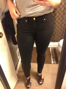 Super skinny skinnies
