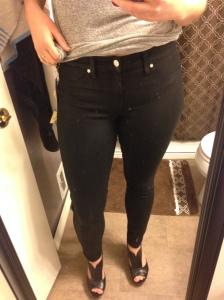 Super skinny skinnies
